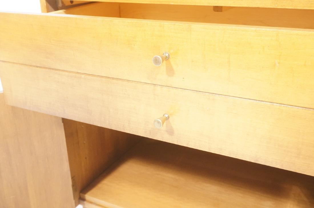 2 part PAUL MCCOBB  Hutch Cabinet. Lower storage - 7