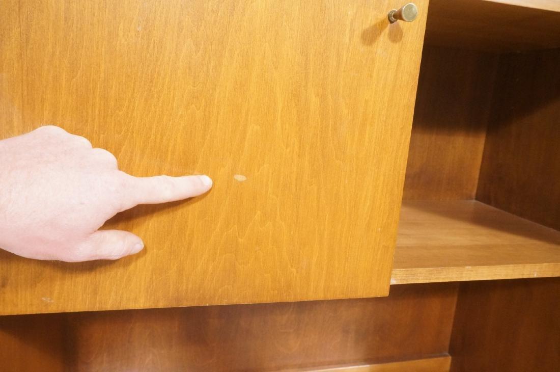 2 part PAUL MCCOBB  Hutch Cabinet. Lower storage - 8