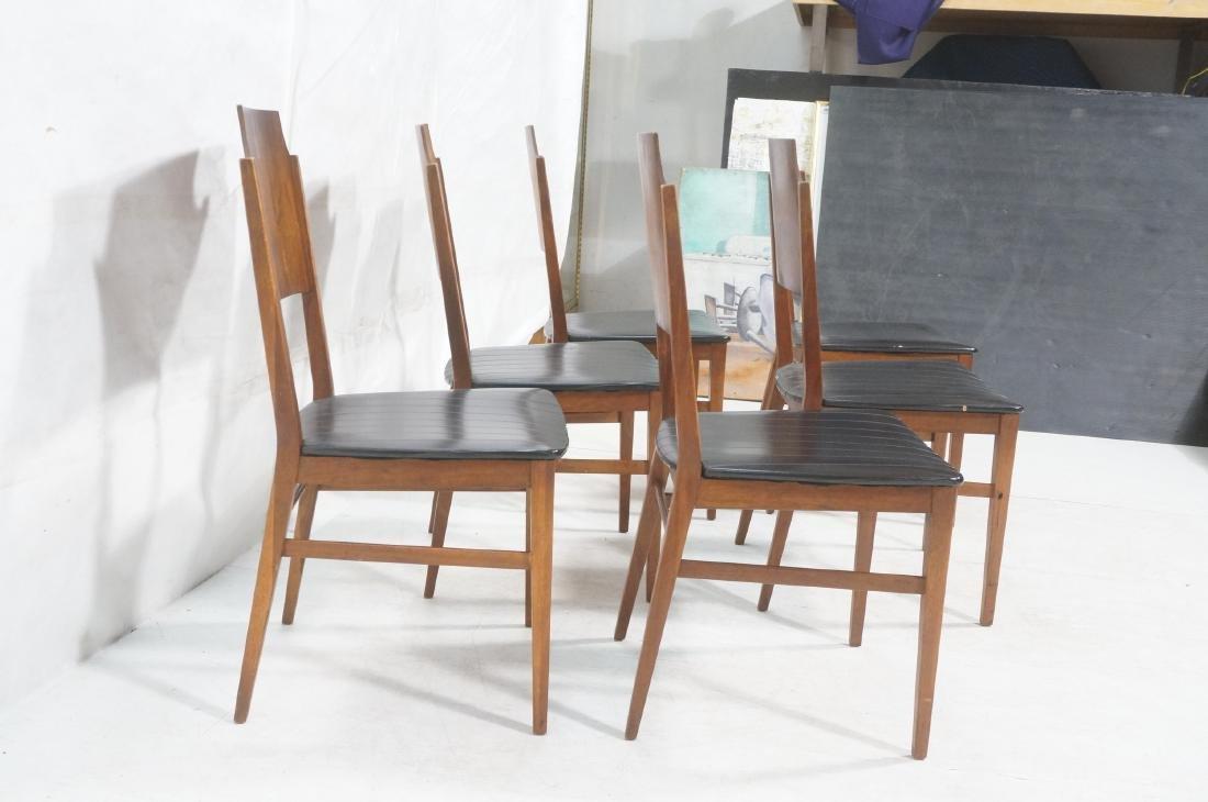 Set 6 PAUL McCOBB for Lane Modernist Dining Chair - 3