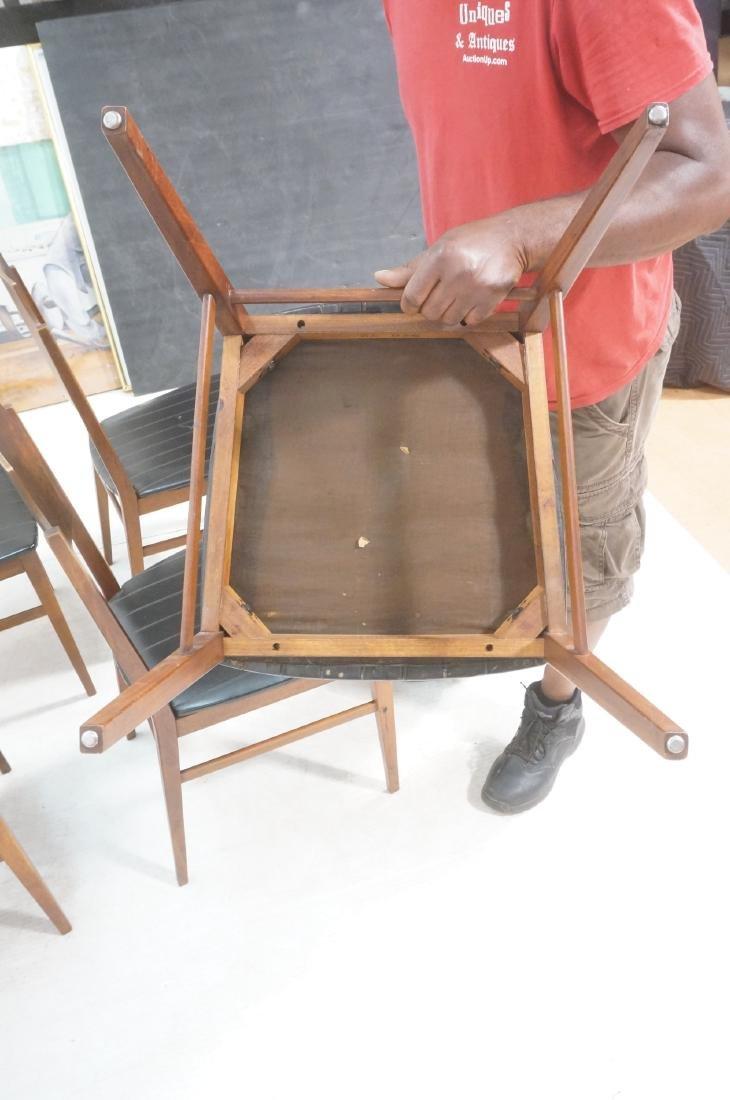 Set 6 PAUL McCOBB for Lane Modernist Dining Chair - 6