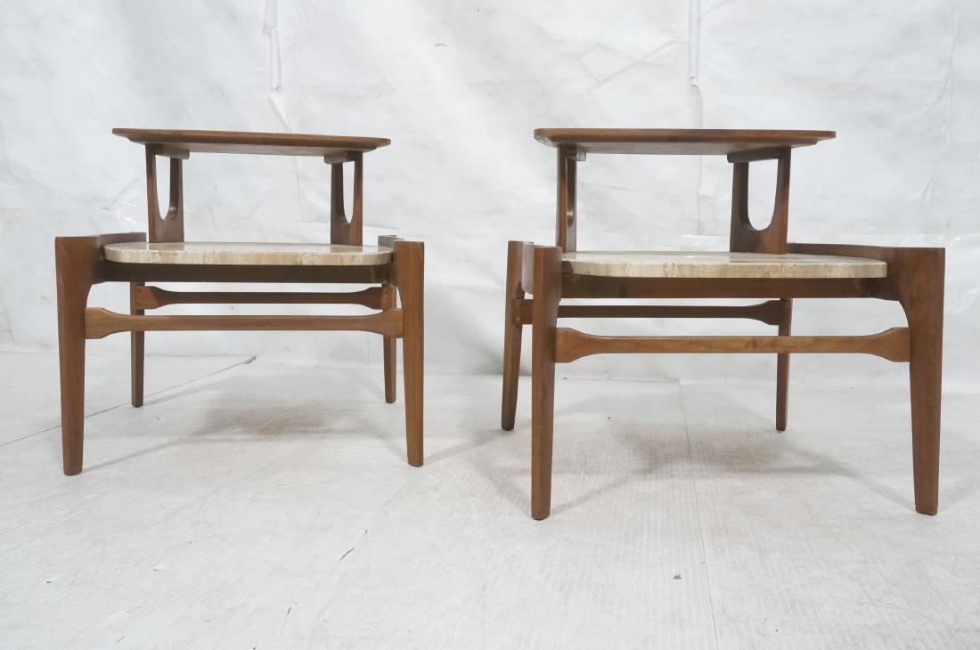 Pr Bertha Schaefer Step Tables.  American Modern - 2