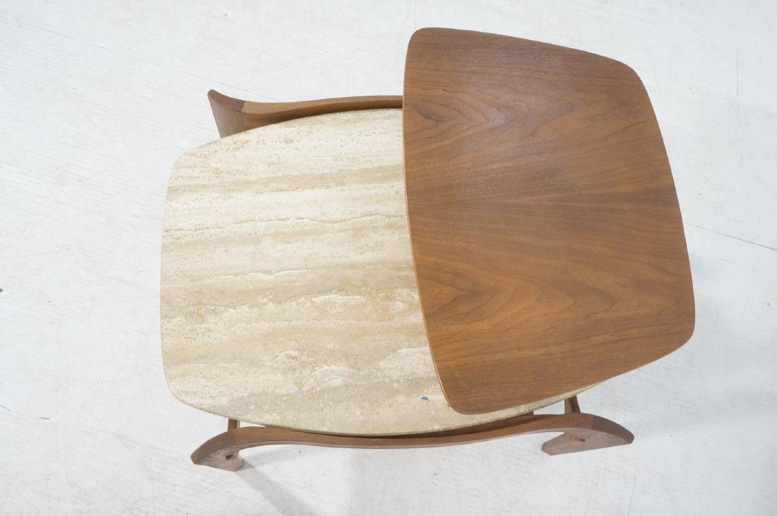 Pr Bertha Schaefer Step Tables.  American Modern - 8