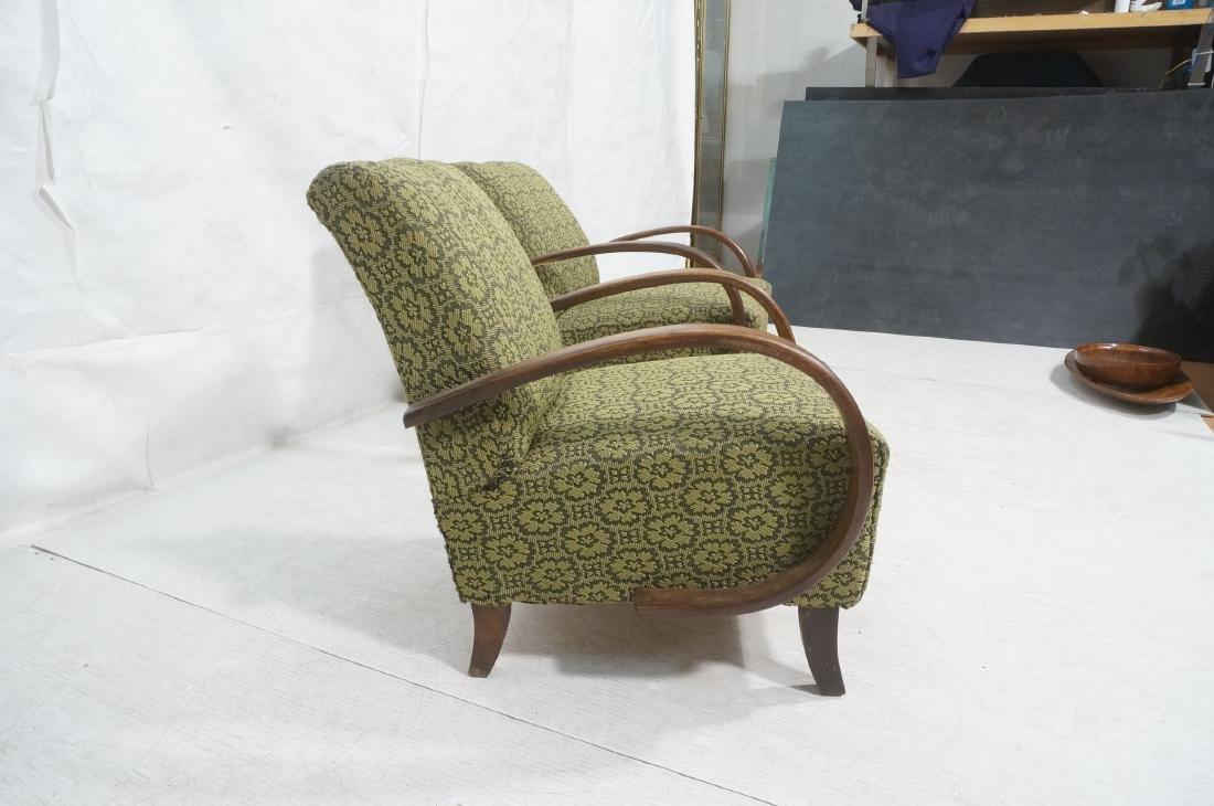 Pr JINDRICH HALABALA Attrib. Modernist Lounge Cha - 3