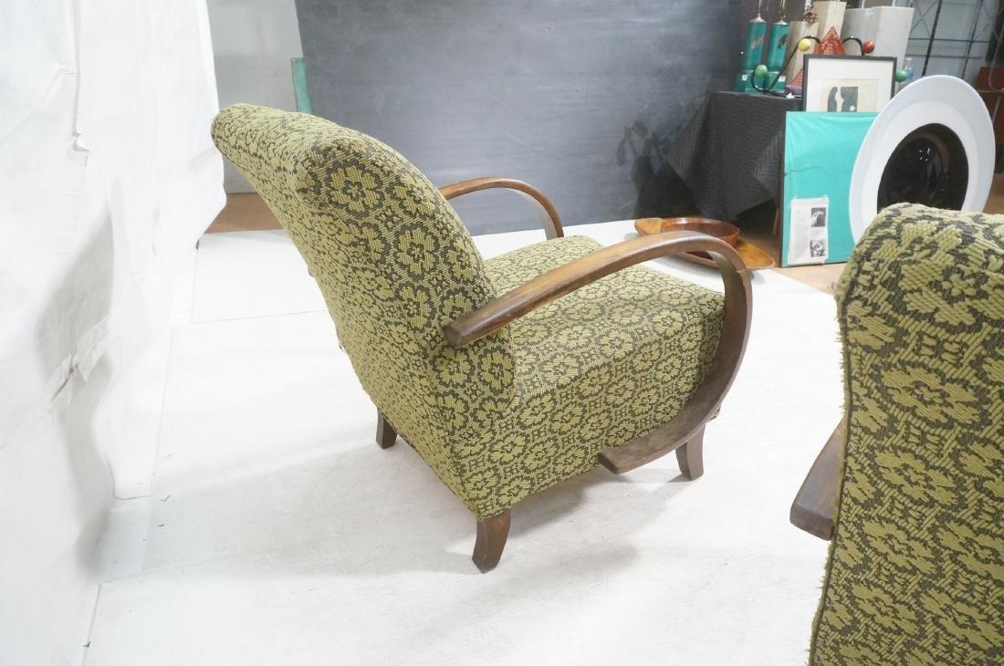 Pr JINDRICH HALABALA Attrib. Modernist Lounge Cha - 5