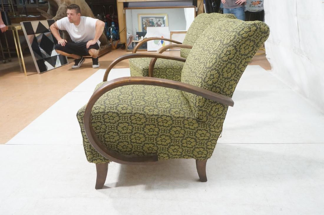 Pr JINDRICH HALABALA Attrib. Modernist Lounge Cha - 7
