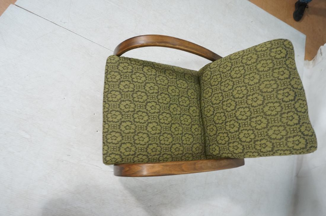 Pr JINDRICH HALABALA Attrib. Modernist Lounge Cha - 9