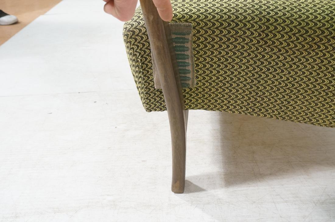 Pr JINDRICH HALABALA Modernist Lounge Chairs. Gre - 6