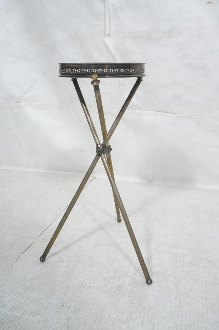 Regency Style Small Tripod Tray Table. 3 corseted - 3