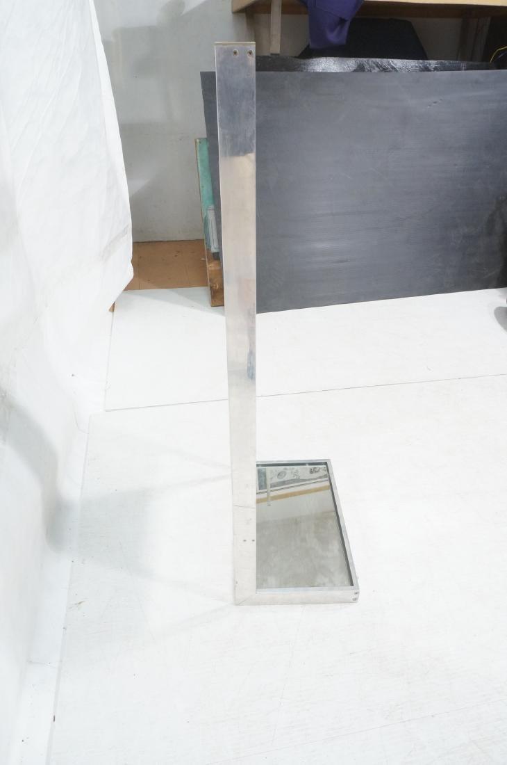 Aluminum Standing Countertop Store Mirror. Modern - 6