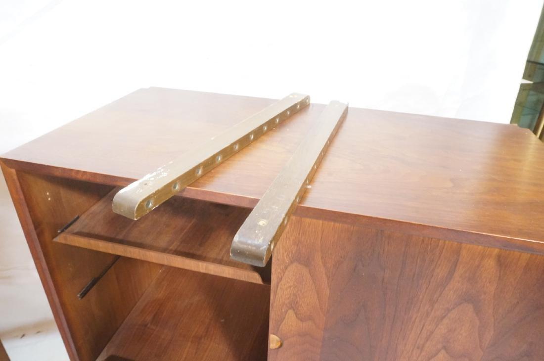 Set of 4 Danish Modern Modernist Wall Cabinets. D - 9