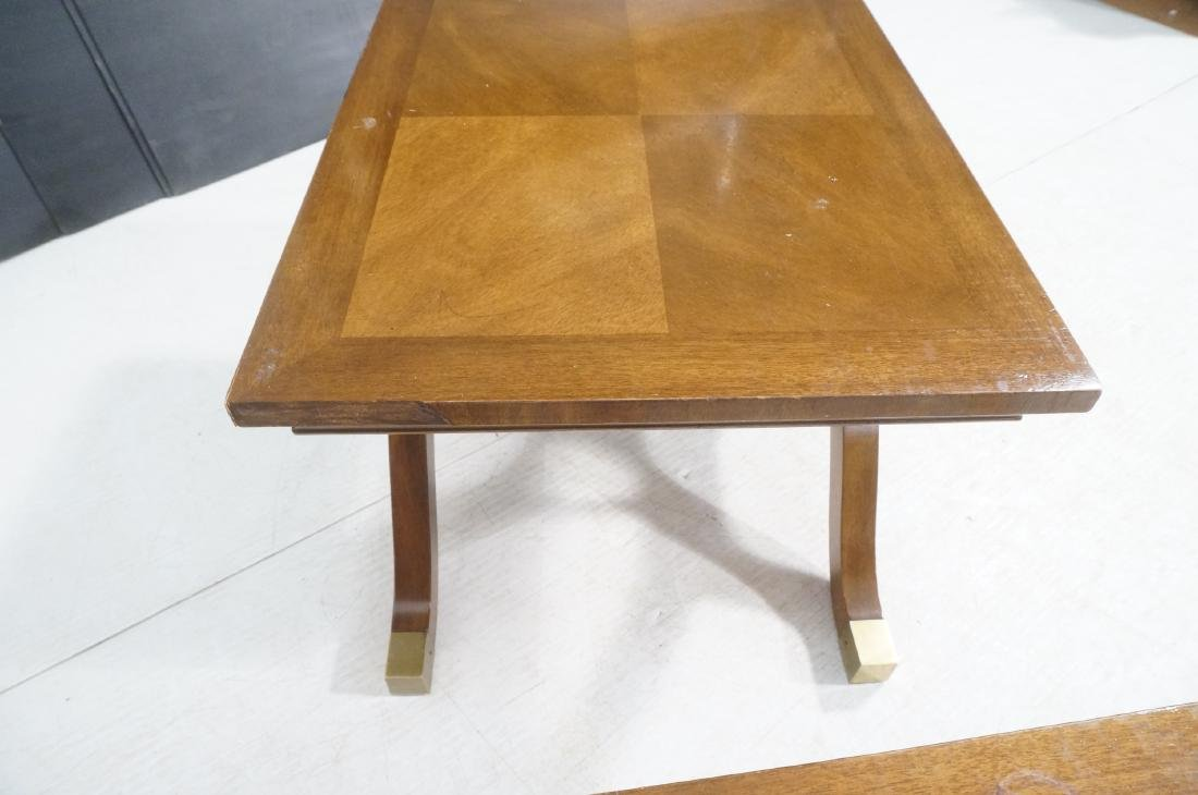 Pr DOROTHY DRAPER Modernist Side End Tables. X fo - 8