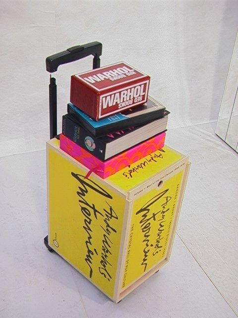 24: Andy Warhol Lot: Boxed Set INTERVIEW Edition 7, And