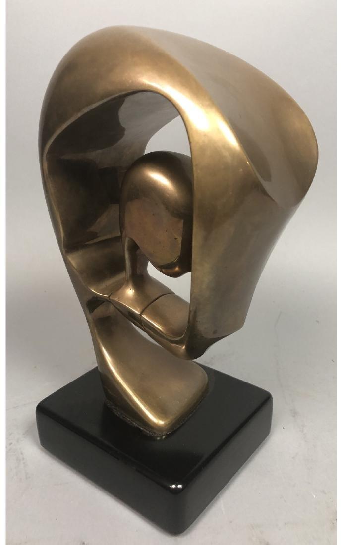 George Charpentier Sculpture. Heavy Modernist Bro