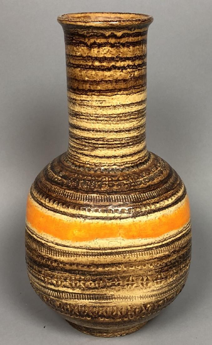 BITOSSI Mid Century Italian Art Glass Pottery. La