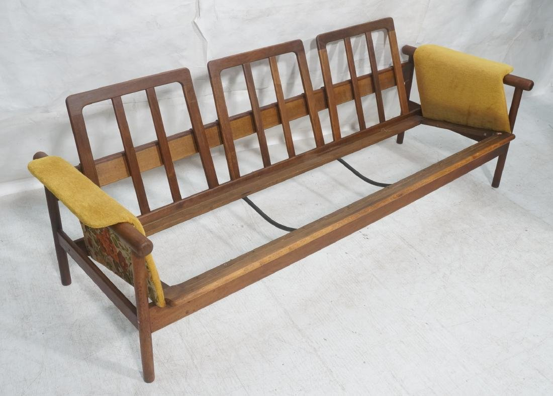 SELIG Danish Modern Sofa Frame. Nice teak frame c