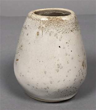 RUSSEL WRIGHT for BAUER Modernist Pottery Vessel.