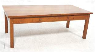 THOMAS MOSER Cabinetmakers Cherry Coffee Table R