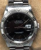 ROLEX Vintage Stainless Mens Watch. Oyster Perpet