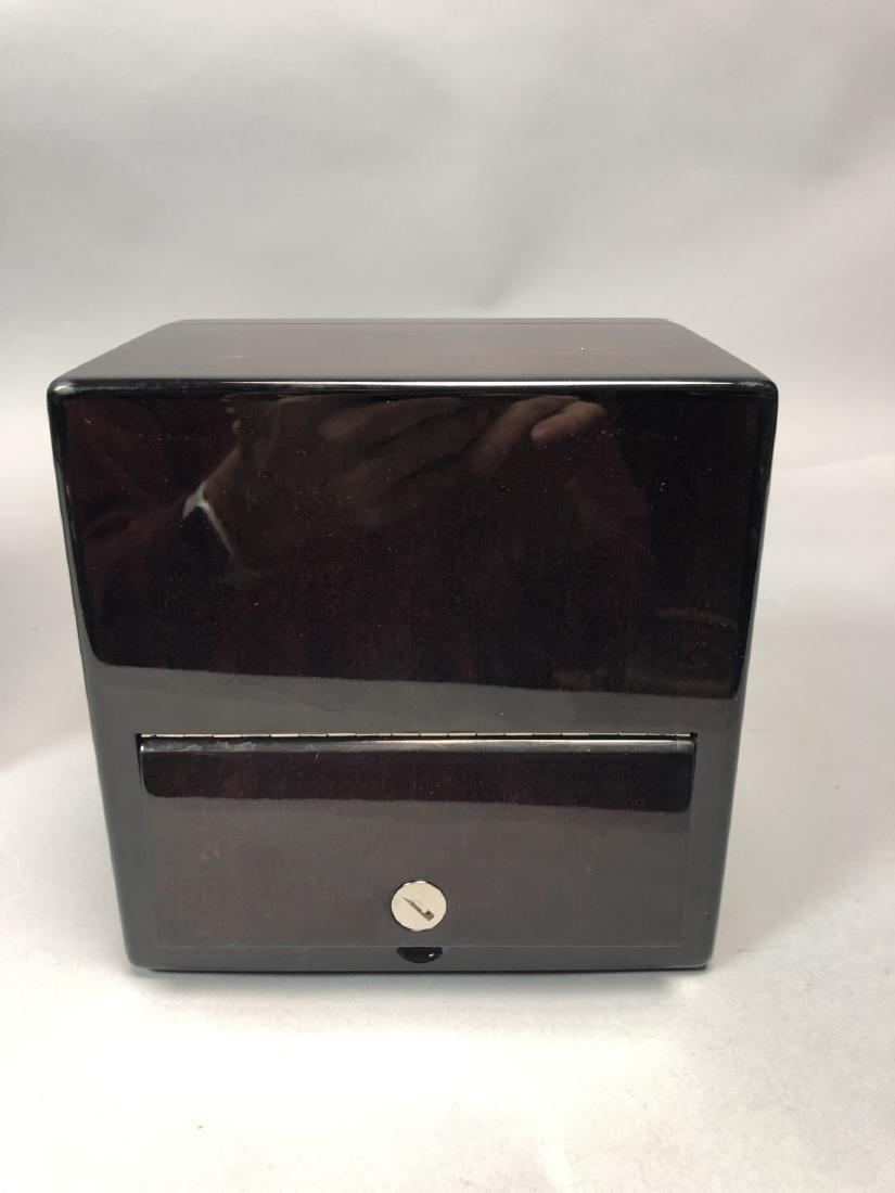 AUDEMARS PIGUET Wood Watch Box and Case. Box and - 3