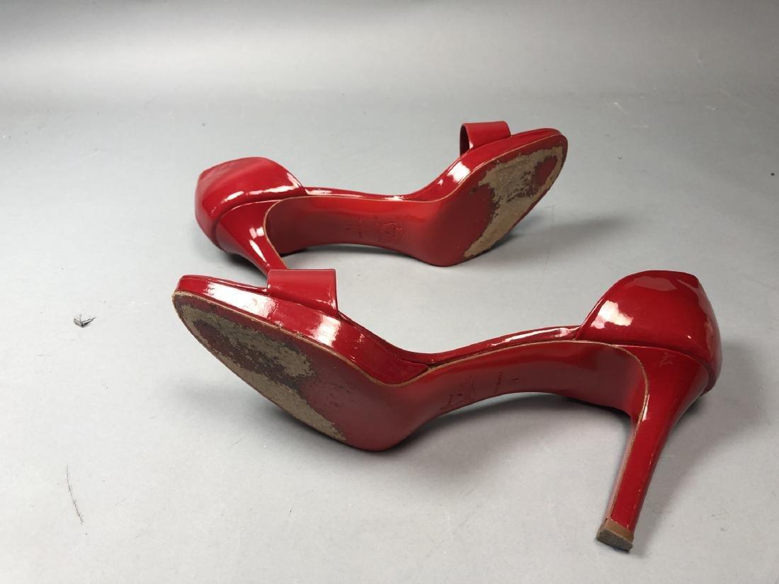 2 pr CHRISTIAN LOUBOUTIN Ladies Shoes. High heel - 9