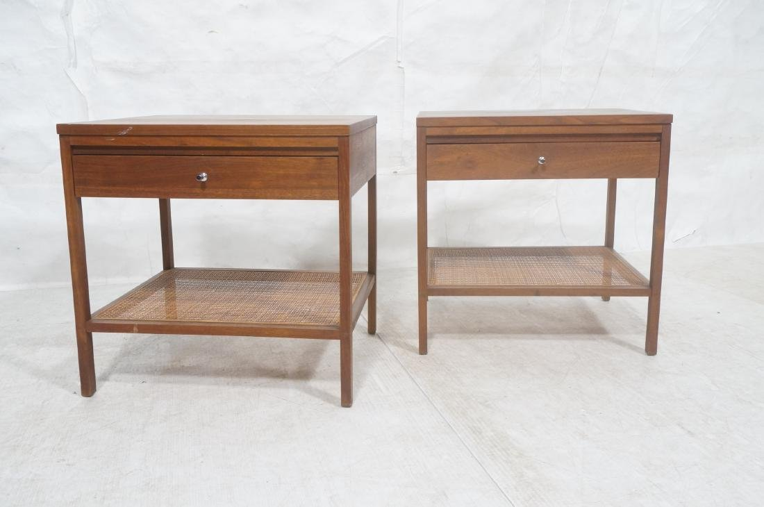 Pr PAUL MCCOBB for LANE Modernist Side End Tables - 2