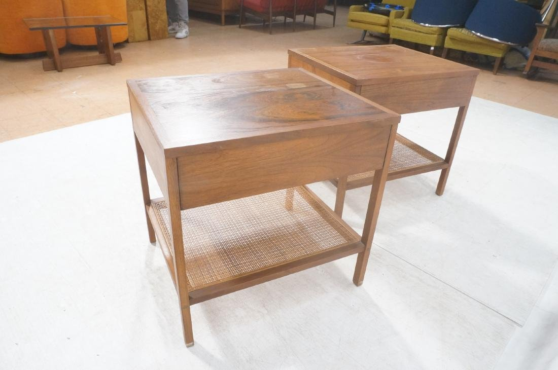 Pr PAUL MCCOBB for LANE Modernist Side End Tables - 5