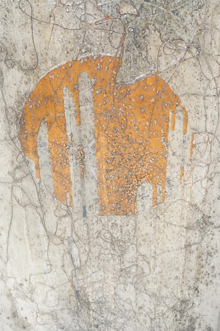 3 ANTONIO PURI - DHARMA 7-8-9 Modernist Paintings - 5