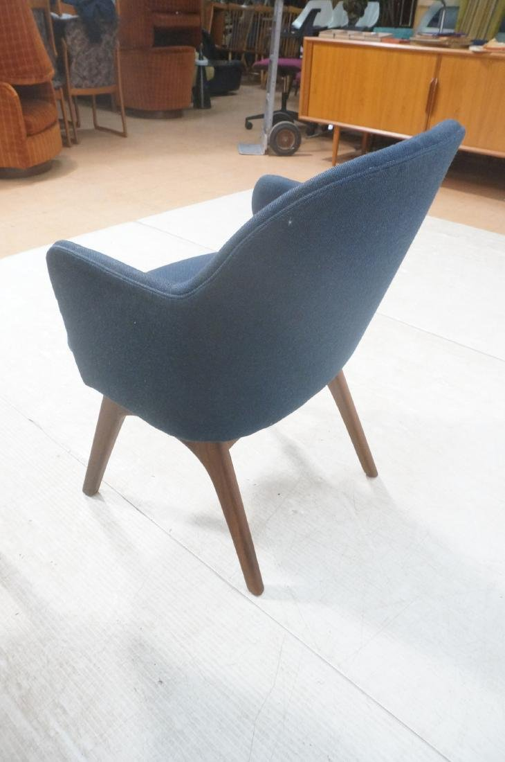 Pr Walnut American Modern Lounge Chairs. Pearsall - 5