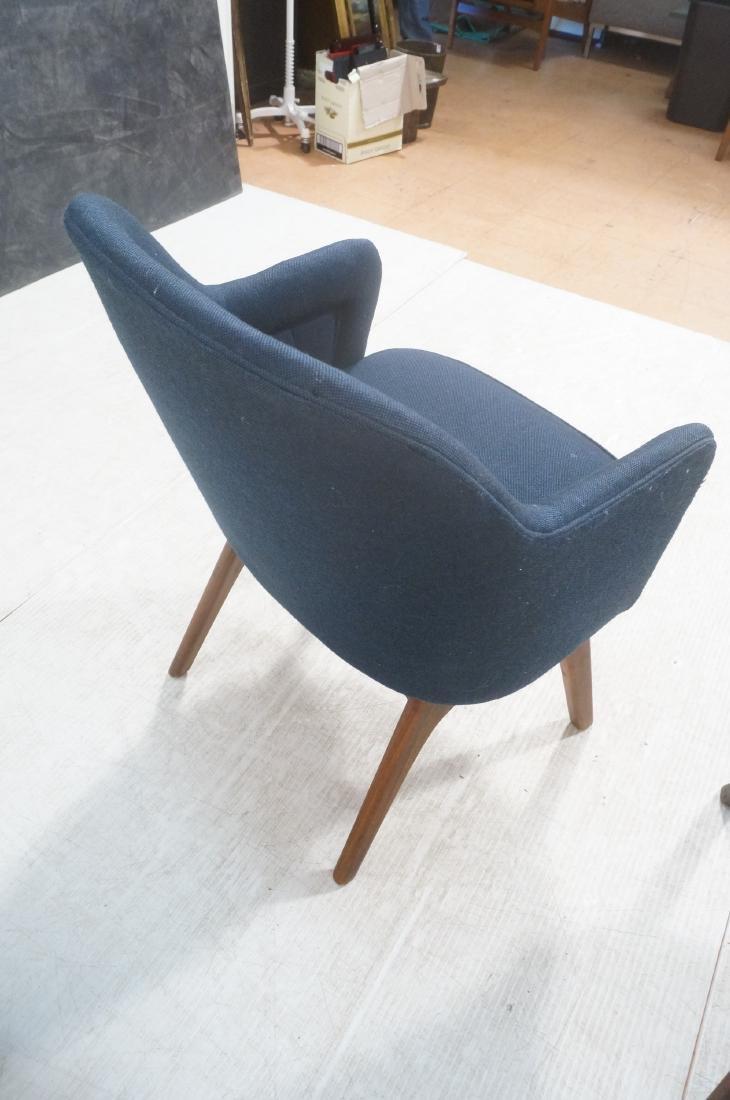 Pr Walnut American Modern Lounge Chairs. Pearsall - 6