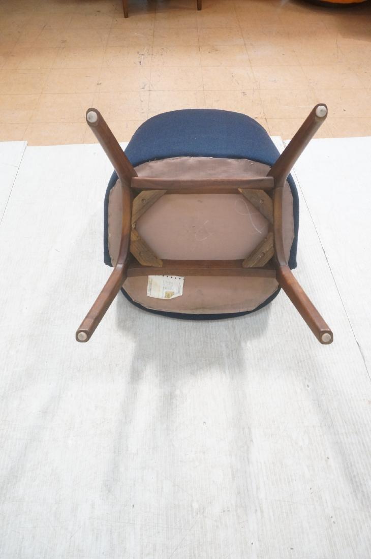 Pr Walnut American Modern Lounge Chairs. Pearsall - 9