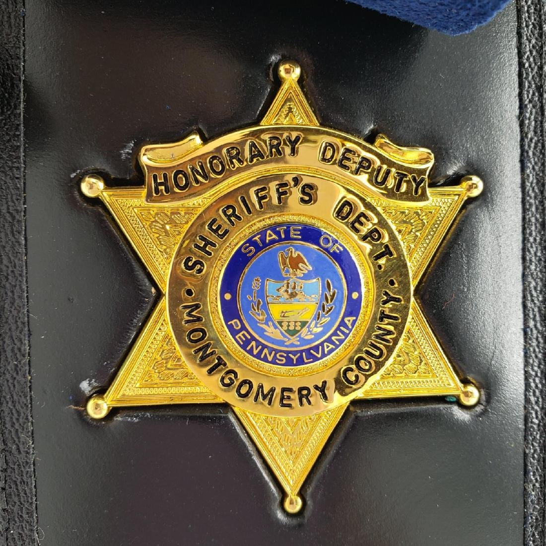 Montgomery County Sheriffs Office Frank Rizzo Hon