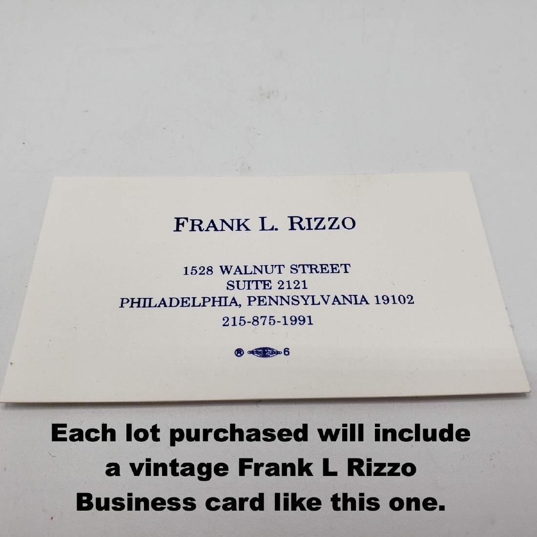 Frank Rizzo ÒPhiladelphiaÕs Greatest MayorÓ Solo - 5