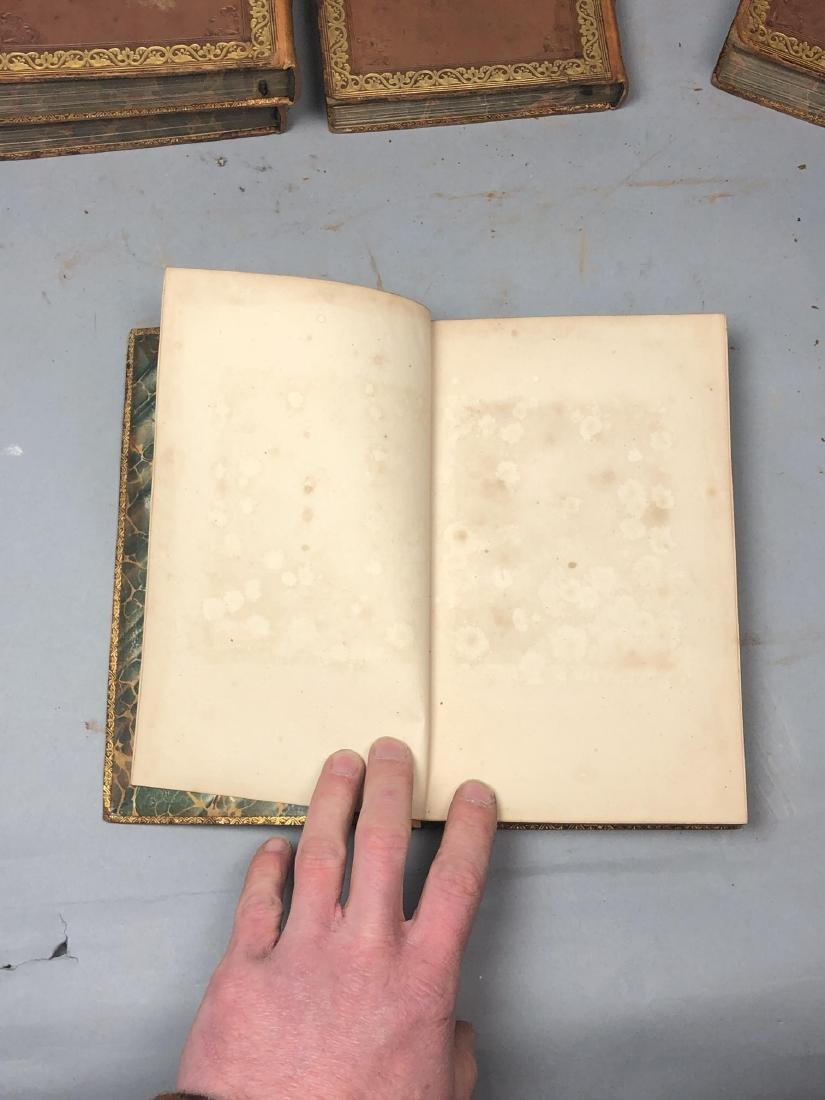 "5 Vols Books. SMOLLETT: ""History of England"" Vols - 4"