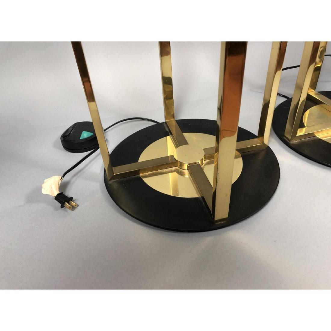 Pr Robert Sonneman for KOVACS Brass Table Floor L - 2