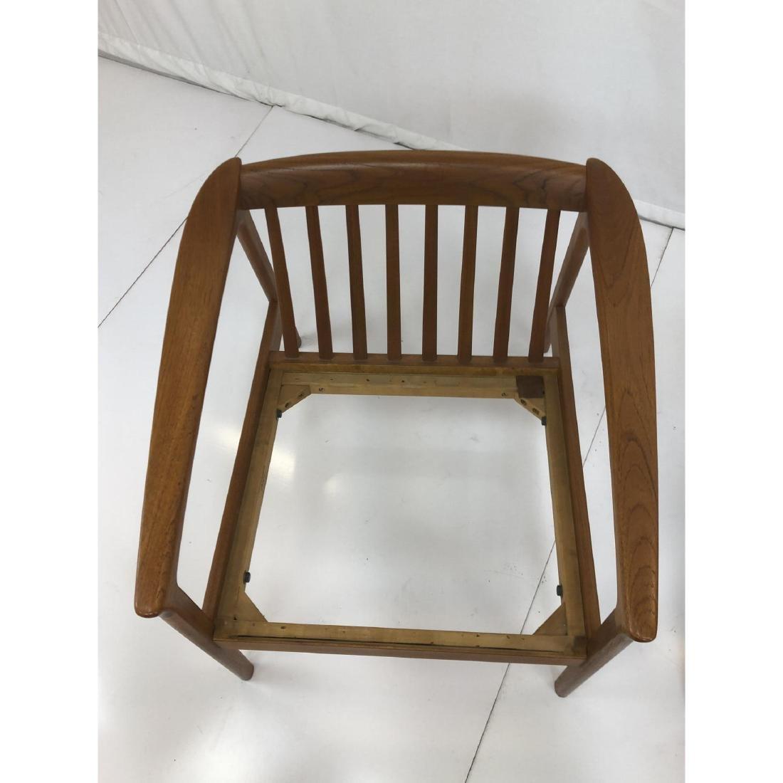 Pr FOLKE OHLSSON Danish Modern Teak Lounge Chairs - 9