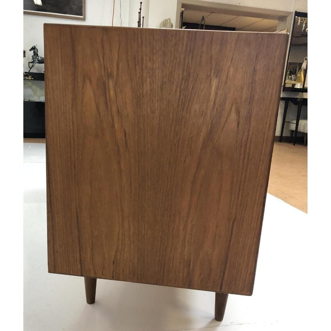Danish Modern Teak Credenza Dresser Sideboard. In - 6