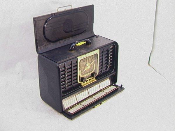 2008: ZENITH Clipper Radio Trans Oceanic Model 8G005YT