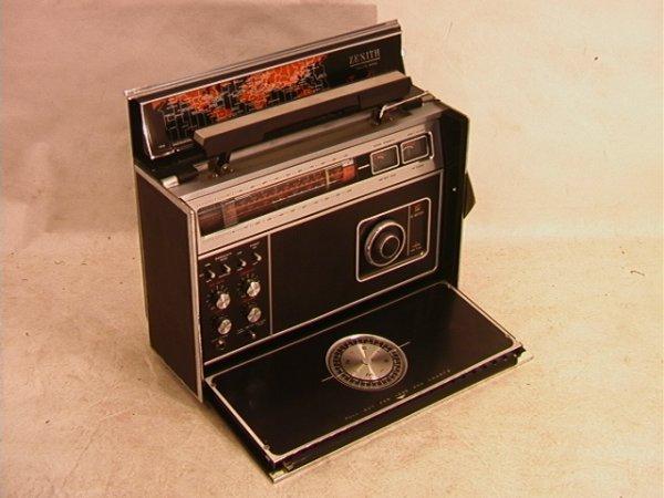 2014: ZENITH Trans Oceanic Radio ROYAL R7000. Original