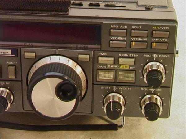 2021: YAESU FT-757GX Radio Mode transceiver Cat System. - 4