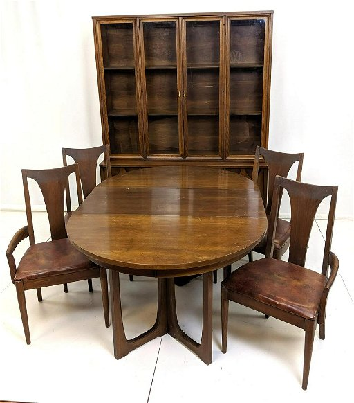 6pc Brasilia By Broyhill Dining Set American Mod Aug 06 2019 Uniques Antiques Inc In Pa