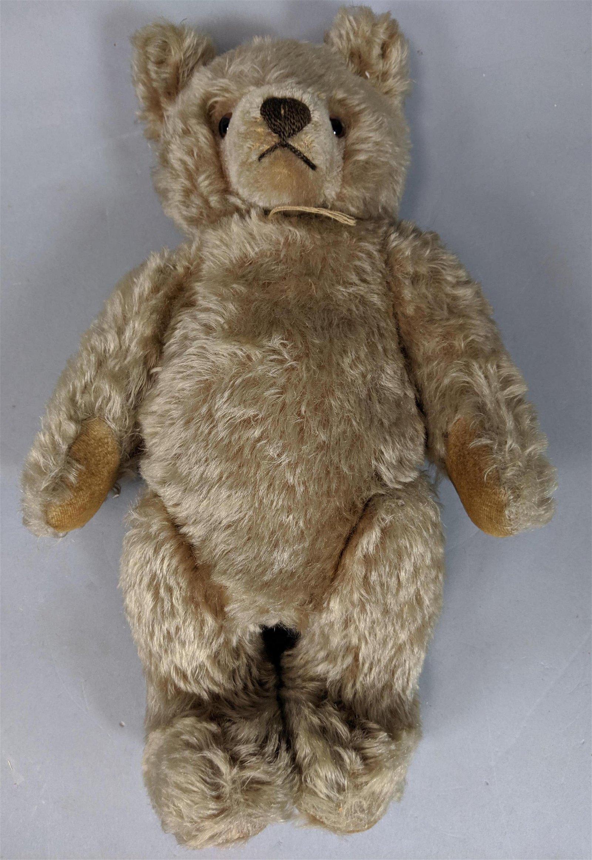 Vintage STEIFF Mohair Jointed Teddy Bear. Plush m