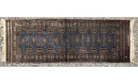 21 x 63  Handmade Oriental Rug Carpet Runner
