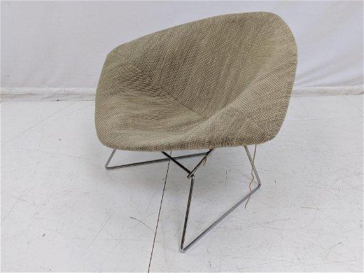 Pleasing Harry Bertoia For Knoll Diamond Lounge Chair Chr Alphanode Cool Chair Designs And Ideas Alphanodeonline