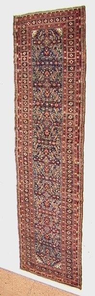 291: Old BALUCH BALOUCH Runner Oriental Carpet Rug   Da