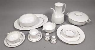 123pc Large Set ROSENTHAL China Dinnerware Pattern 20