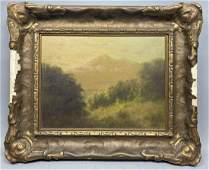 CHARLES DORMAN ROBINSON Landscape Oil Painting Canvas