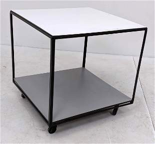 Rolling Lamp Table by George Nelson for Herman Miller i