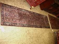 1120 2 Pcs Handmade Oriental Runner Carpet Rugs     Di