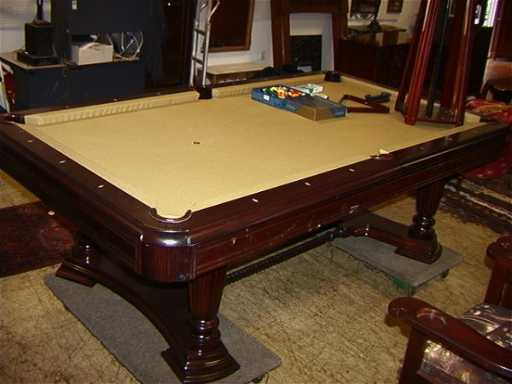 AMF Highland Billiards Pool Table Limited Editi - Amf pool table models