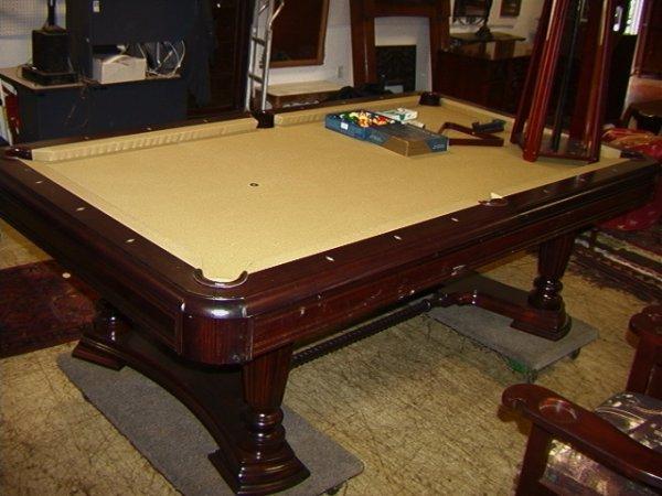 1162: AMF Highland Billiards Pool Table.  Limited Editi